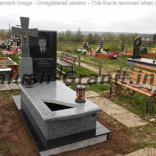 Пам'ятники одинарні #72