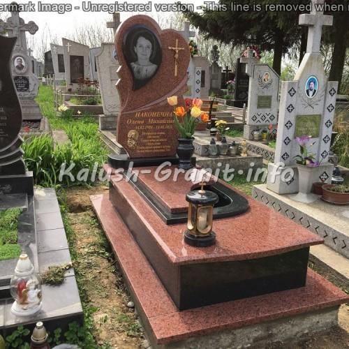 Одинарний пам'ятник у Галичі #22