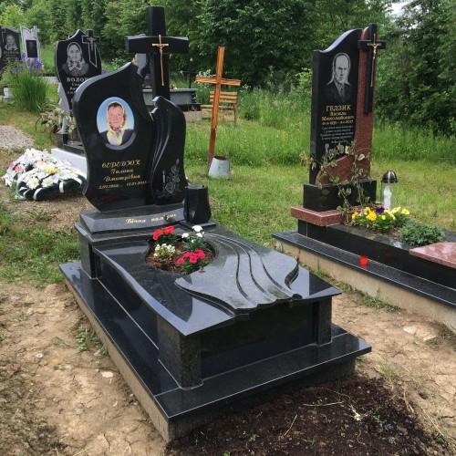 Одинарний пам'ятник у Горохолина #2