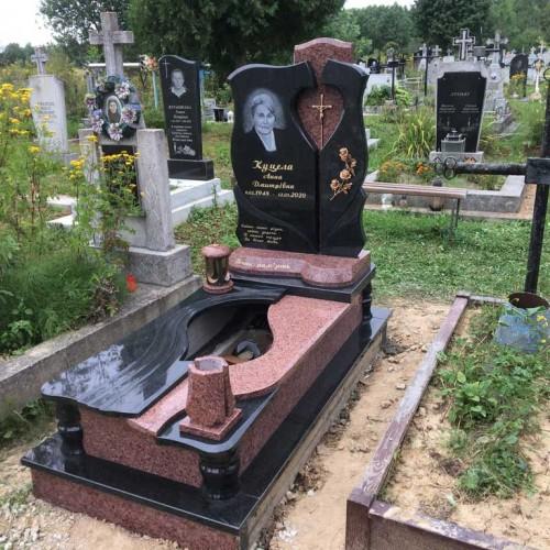 Пам'ятники одинарні у Мостище #90