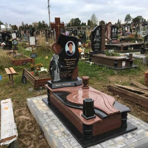 Пам'ятники одинарні у с. Мостище  #70
